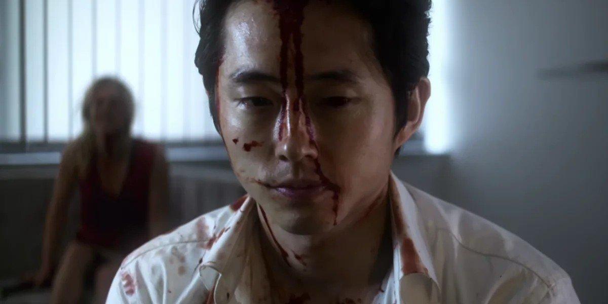 Steven Yeun - Mayhem