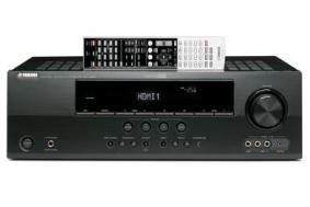 Yamaha rx-v765 7. 2 home theater receiver preview | audioholics.