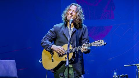 Chris Cornell, live at the Royal Albert Hall