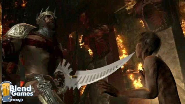Dante's Inferno: Anger Dev Doc Reveals A New Kind Of Dante #9823
