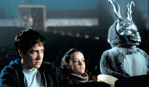 Donnie Darko Donnie goes to the movies