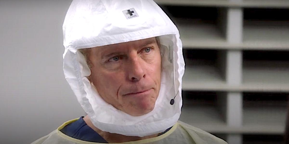 Grey's Anatomy Tom Koracick