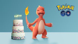Pokemon Go fifth anniversary