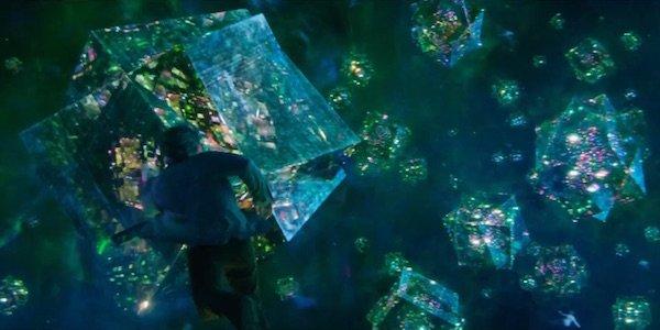 Doctor Strange in the Quantum Realm