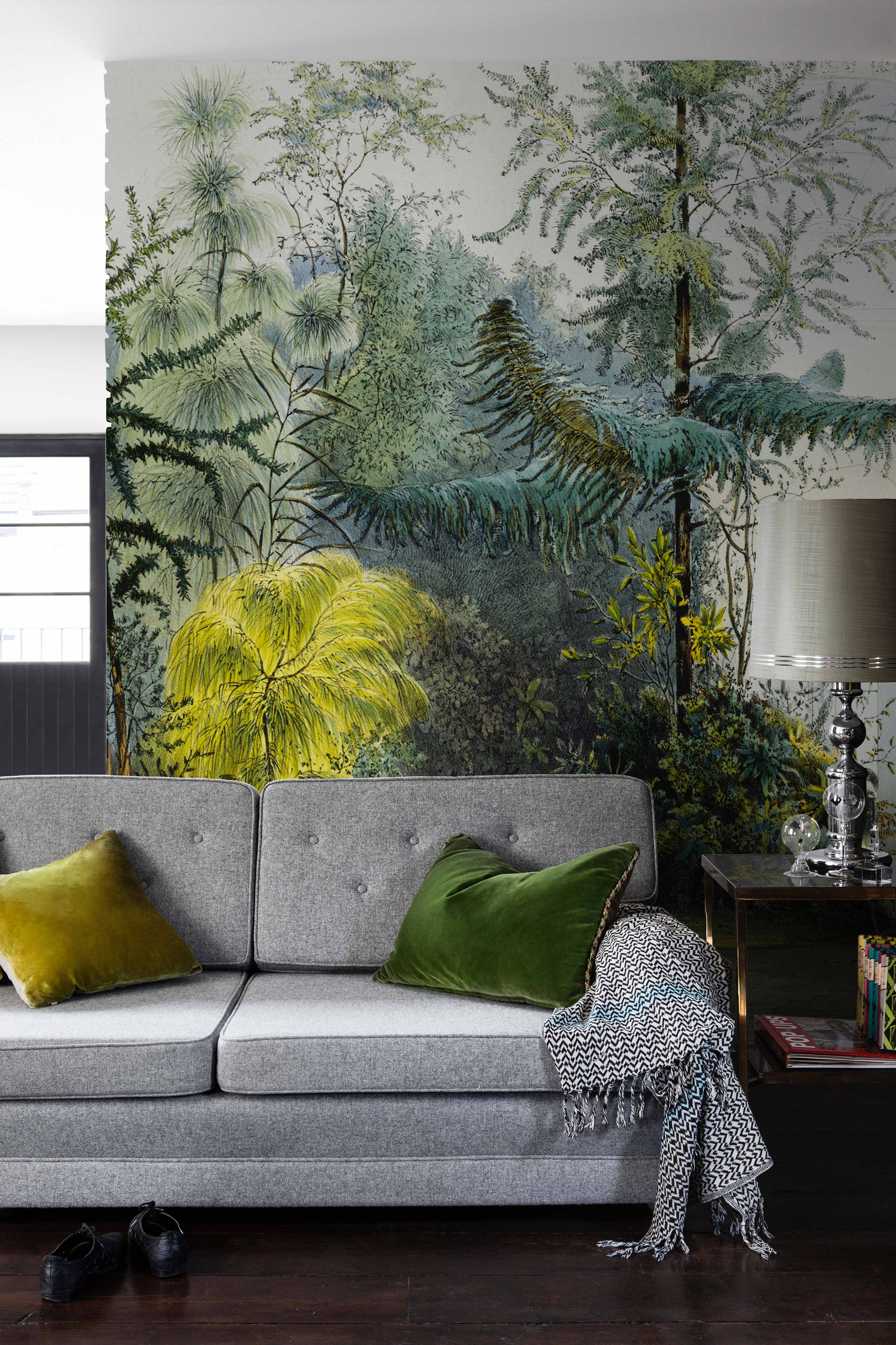Wall Murals Home Decor The Best Murals And Mural Style