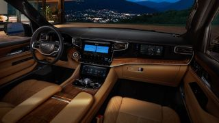 Jeep Grand Wagoneer gets McIntosh MX1375 reference system