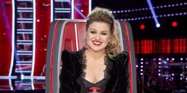 Kelly Clarkson Reveals Why She Never Got A Boob Job Even Though She 'Always Wanted Big Boobs'