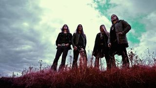 A press shot of electric wizard