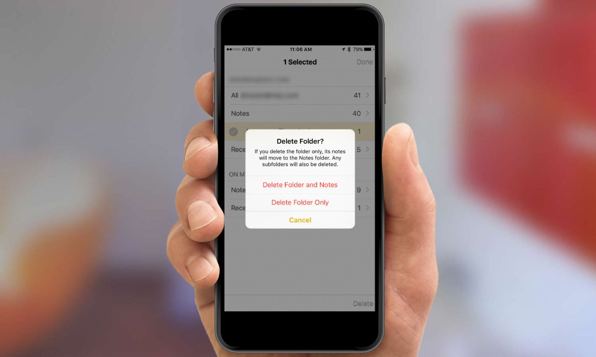 How to Manage Notes in iOS 9   Tom's Guide