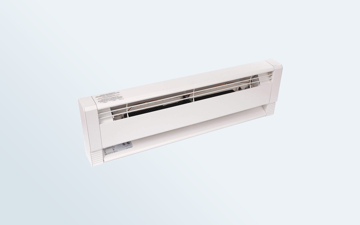 Best Baseboard Heaters 2019 - Electric, Hydronic Baseboard ... on