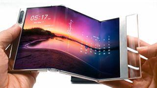 Samsung Galaxy S Foldable