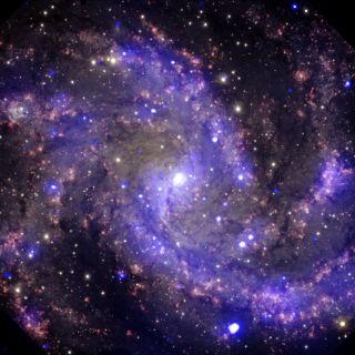 Fireworks Galaxy