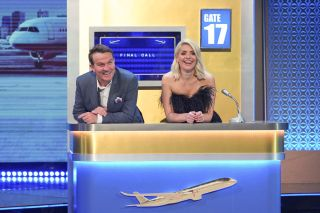 Bradley Walsh and Holly Willoughby have just the ticket for the lucky winners.