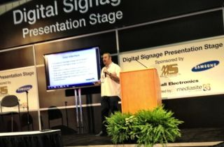 Lecture from a Digital Signage Pioneer