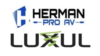 Herman Pro AV to Distribute Luxul