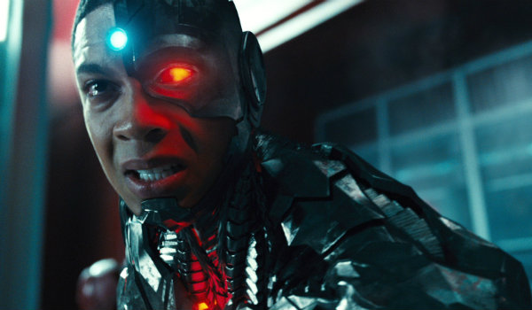 Ray Fisher Cyborg Justice League