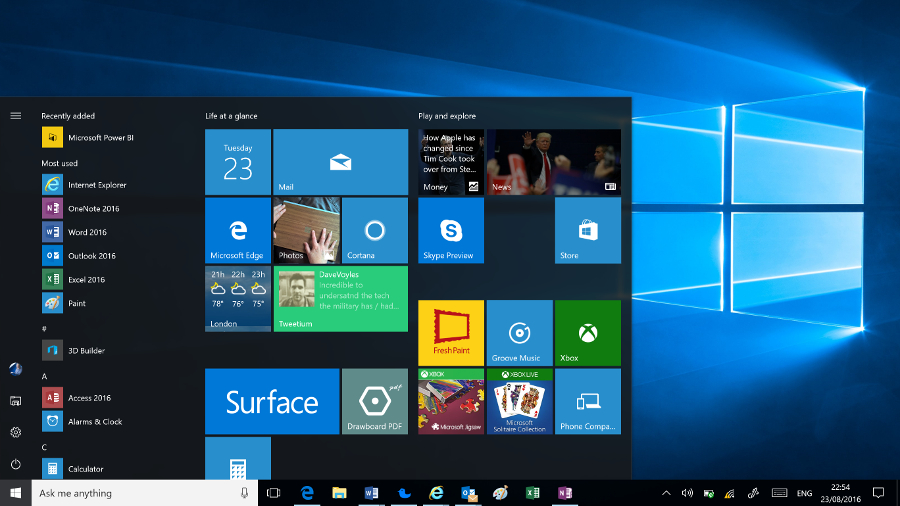 Microsoft updates Windows 10 to make your PC crash less | TechRadar