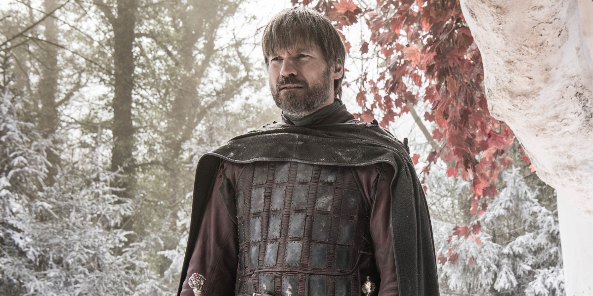 Game of Thrones Jaime Lannister Nikolaj Coster-Waldau HBO
