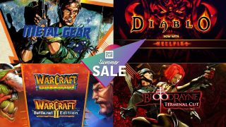 GOG Summer Sale 2021 Retro Gamer games
