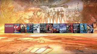 The Iron Maiden reissue series