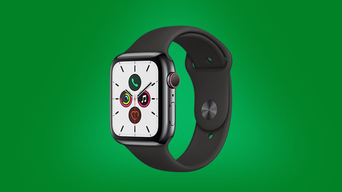 The Apple Watch 5 gets a price cut at Walmart ahead of Black Friday