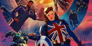 """Marvel Studios' """"What If ...?"""""""