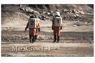 marscrew134, mock mission to mars, mars research