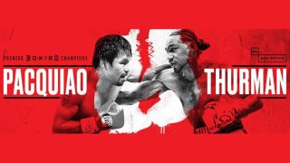 How to watch Pacquiao vs Thurman: live stream the fight from