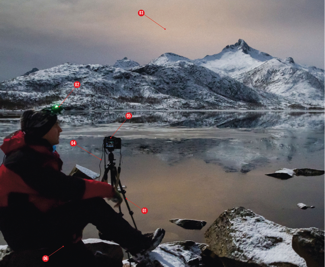 How to shoot stunning landscapes by the light of the moon | Digital Camera World