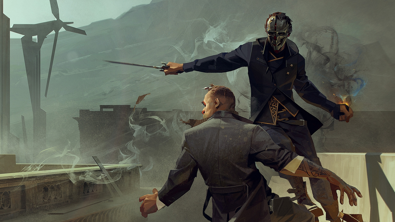 Which Dishonored Ending Is Canon In 2