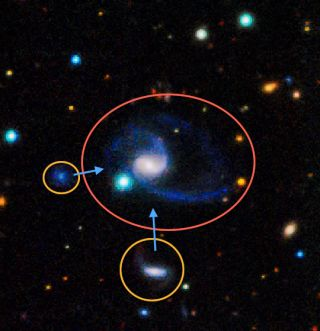 Researchers have found two galaxies that are a near-perfect match for our own Milky Way.