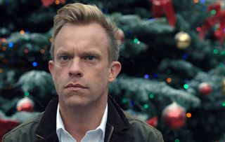 Doctor Dylan Keogh mulls over his loves and loses this Christmas in Casualty