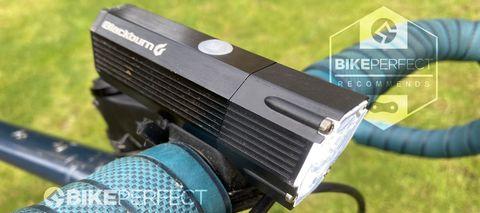 Blackburn Dayblazer 1100 light fitted to some handlebars