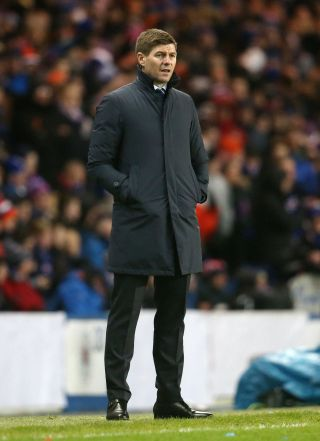 Rangers v Bayer Leverkusen – UEFA Europa League – Round of 16 – First Leg – Ibrox Stadium
