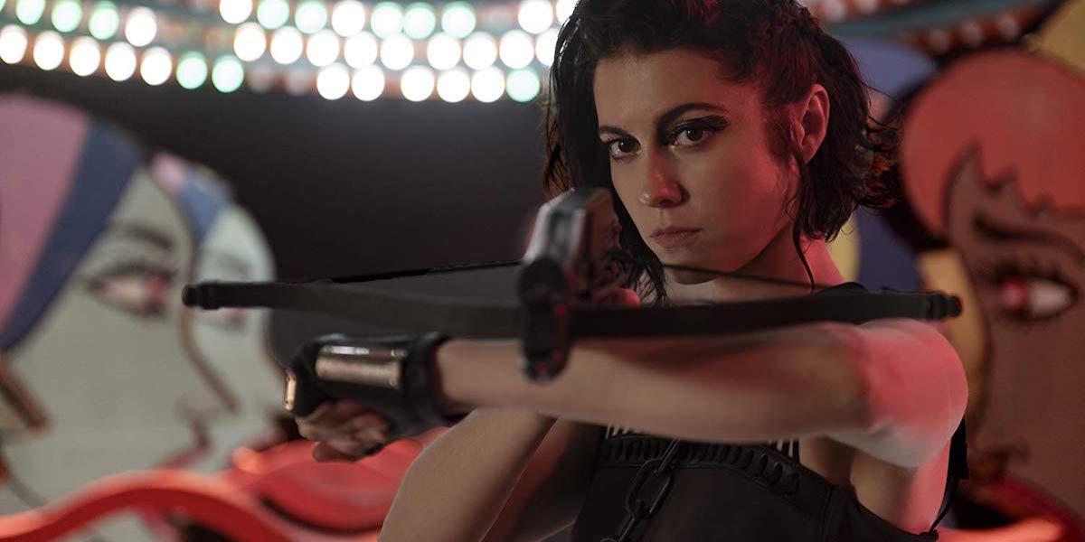 Mary Elizabeth Winstead as Huntress in Birds of Prey / Harley Quinn