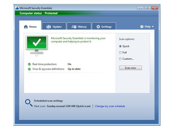 microsoft security essentials free download 32 bit windows 7