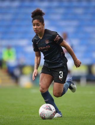 Reading v Manchester City – FA Women's Super League – Madejski Stadium