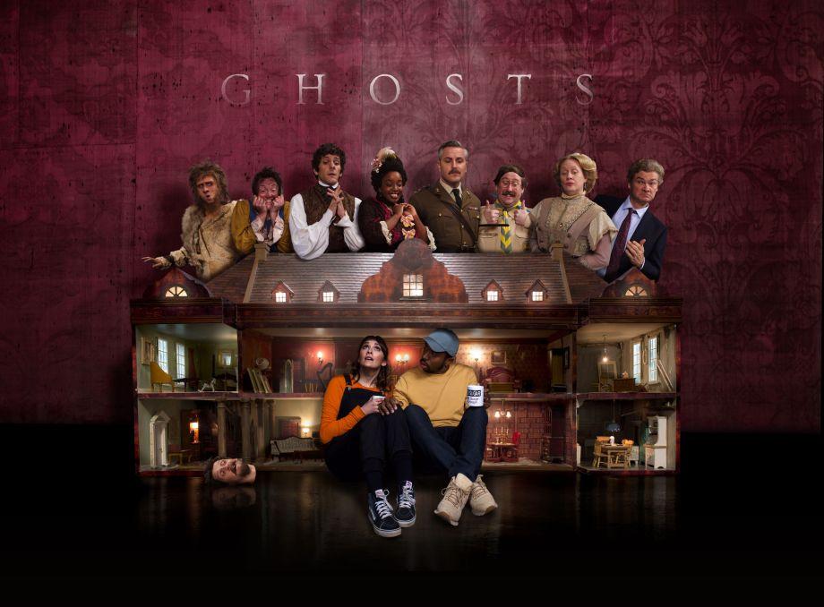 Ghosts Season 2