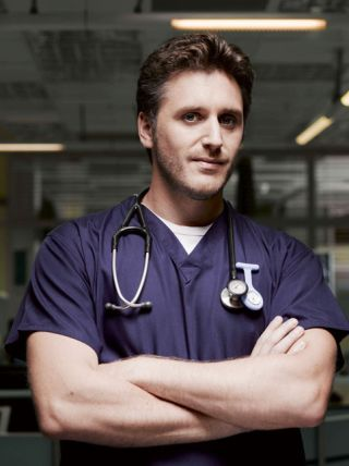 Holby's Ed: 'Rafi lashes out and punches Greg!'