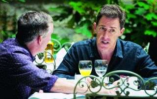 As Steve Coogan and Rob Brydon continue their foodie journey through Spain, this week they're planning a trip to Pamplona