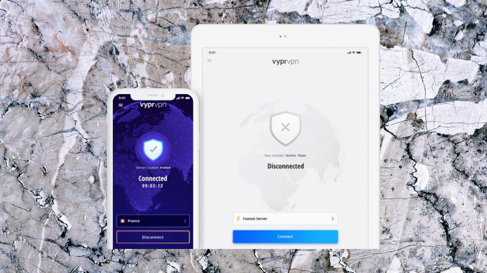 VyprVPN iOS App