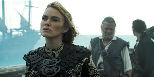 Why Keira Knightley Probably Won't Appear In Another Pirates