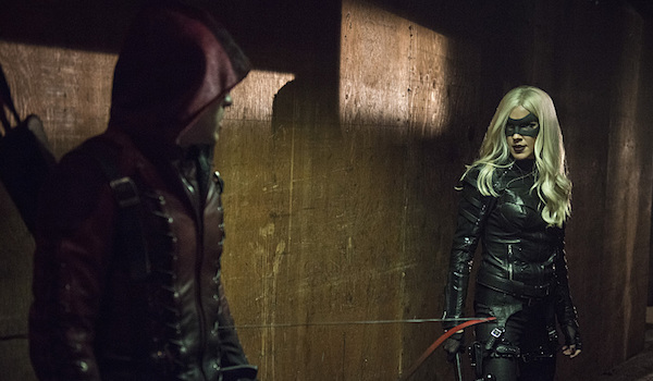 6. Team Arrow Won't Be Down With Laurel's New Identity