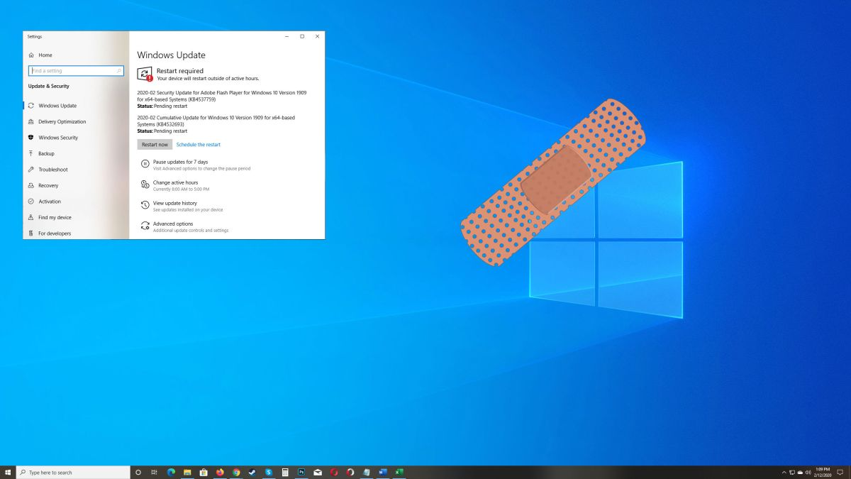This month's Windows security update may be the biggest ever with 99 fixes
