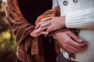 Hands Clasped