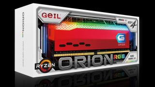 GeIL Orion RGB Gaming Memory