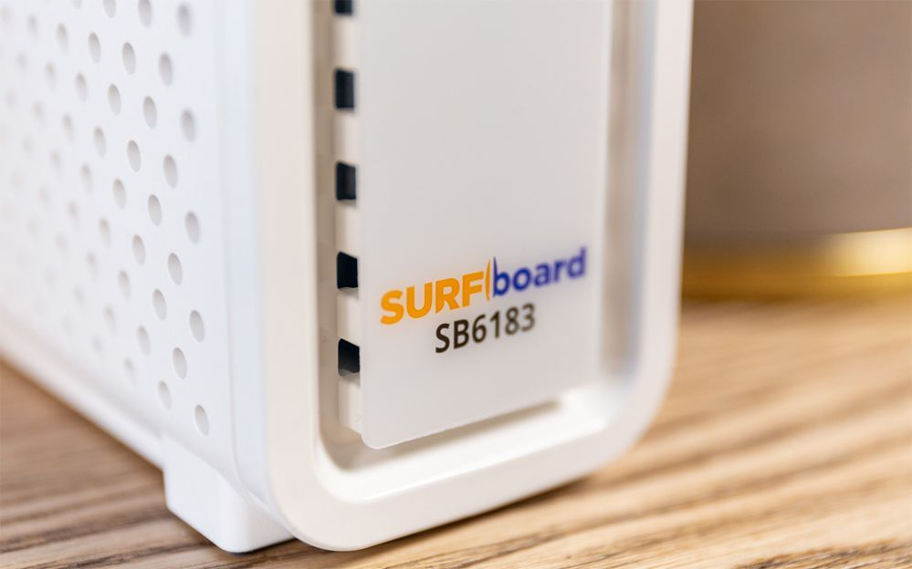 Arris Surfboard 6183 Review | Top Ten Reviews