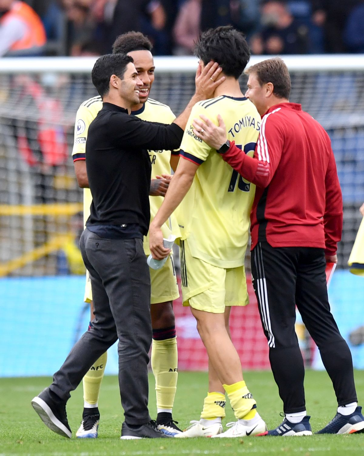 Mikel Arteta impressed with Arsenal's battling qualities in win at Burnley