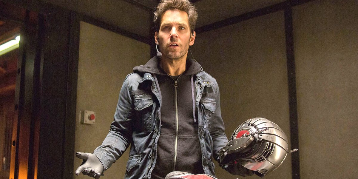 Paul Rudd surprised Scott Lang Ant-Man Marvel