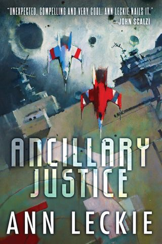 """Ancillary Justice"" Cover"